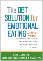 Dbt solution for emotional eating - a proven program to break the cycle